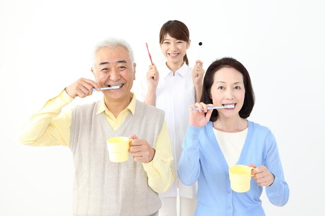 本日のテレビ『主治医が見つかる診療所』にて、お口のケアで認知症予防法を紹介!