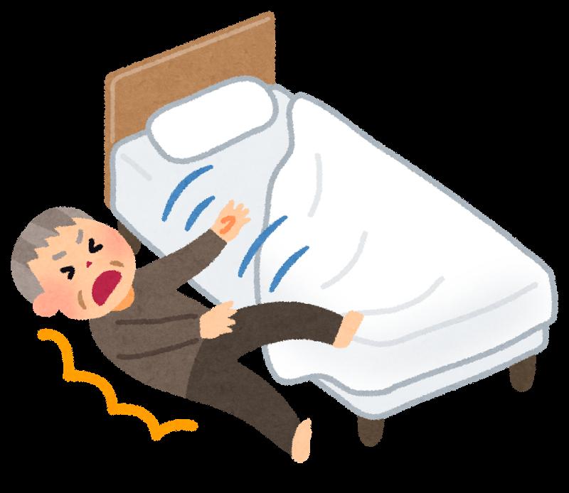 アイキャッチ:【東畠先生の福祉用具コラム(第4回)】衝撃吸収マットで転倒対策
