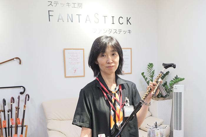 杖をおしゃれに楽しむ!杖専門店が発信する新しいコンセプトとは[PR]