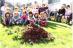 日清オイリオグループの認知症サポーターがボランティア活動