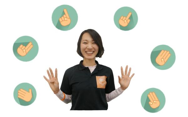 """リン先生の「認知症予防講座""""認トレ""""を斬る!②指体操」"""