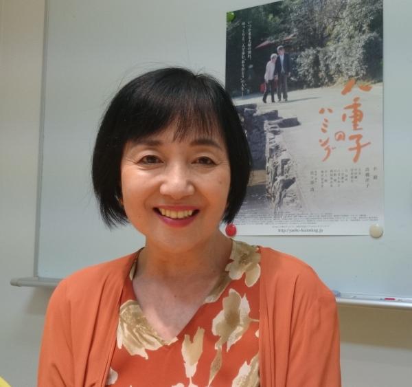 アイキャッチ:映画「八重子のハミング」スペシャルインタビュー③:高橋洋子さん
