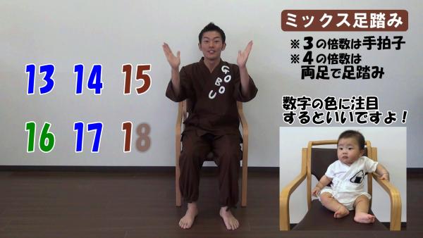 新たな赤ちゃんカイドルも登場! ごぼう先生の健康体操 DVD発売