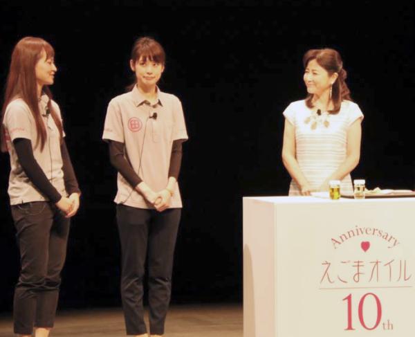 太田油脂 えごまオイル発売10周年記念イベントレポート