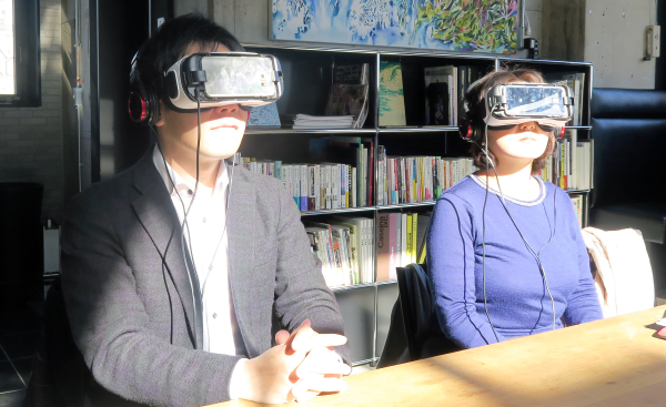 アイキャッチ:偏見を溶かしたい―。VR認知症体験プロジェクトに込められた想いとは
