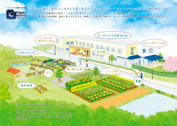 新しいコンセプトのライフスタイル提案型複合施設が三重県に誕生
