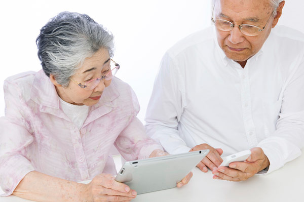 認知症進行、自宅で予防するアプリ