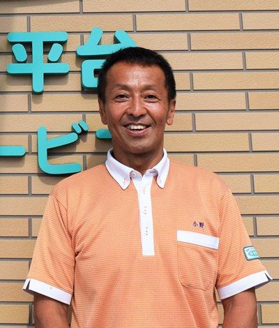 ツクイ浜松大平台デイサービス/調理員 小野 准さん(嚥下料理研究家)