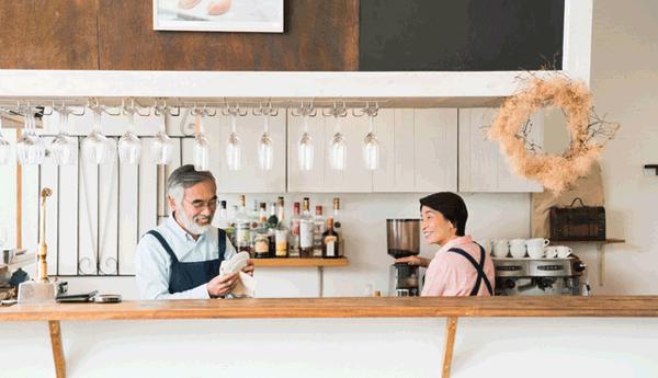 アイキャッチ:認知症患者・障害者が参加するレストラン、一日限定オープン
