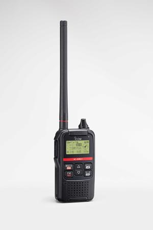 アイキャッチ:GPSを備えた新規格対応無線機「IC-DRC1」新発売