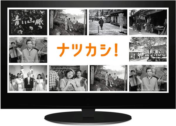 アイキャッチ:昔の写真・映像をレンタルできる法人向けサービス「ナツカシ!」