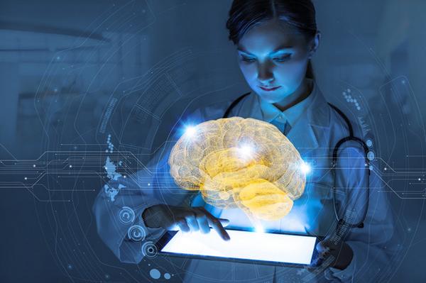 アイキャッチ:AI(人工知能)によるアルツハイマー型認知症の発症予測