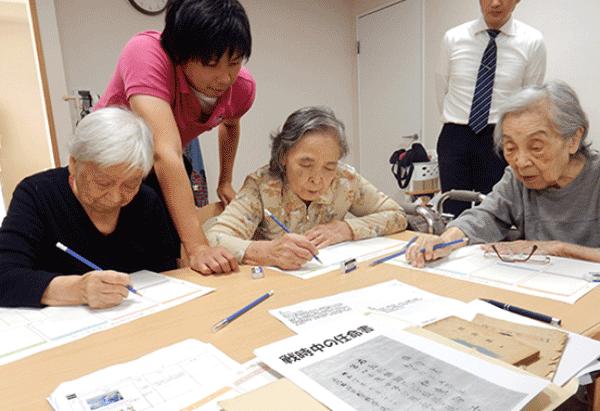 アイキャッチ:CareTEX2019(東京ビックサイト)に「新・自分史レク」が出展