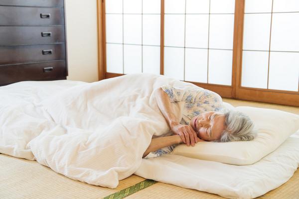アイキャッチ:日本人の死因第3位の『老衰』ってどういう状態?