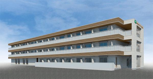 アイキャッチ:学研の高齢者住宅「ココファン原木中山」オープン