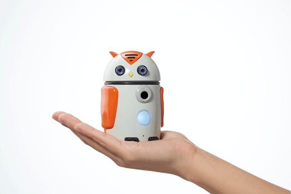 アイキャッチ:AIを用いた認知症の未病改善システムと小型動物ロボットを開発