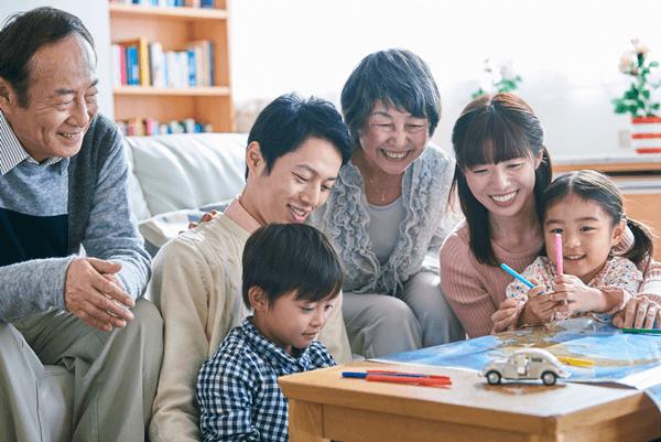 アイキャッチ:山口先生コラム「やさしい家族信託」第10回:認知症に備えて、はじめよう。やさしい家族信託 8つのメリット