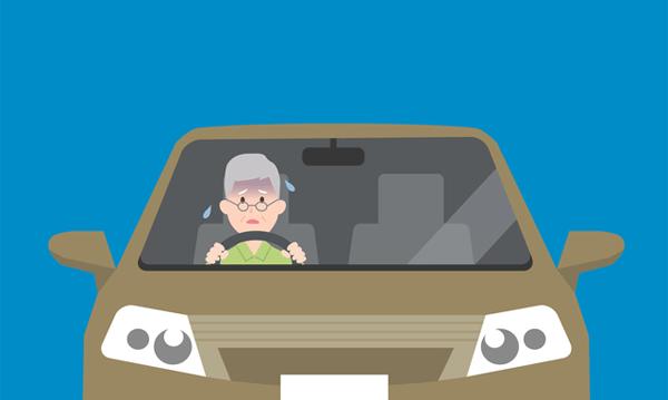 アイキャッチ:セゾン自動車火災保険、40~50代に親の運転について意識調査