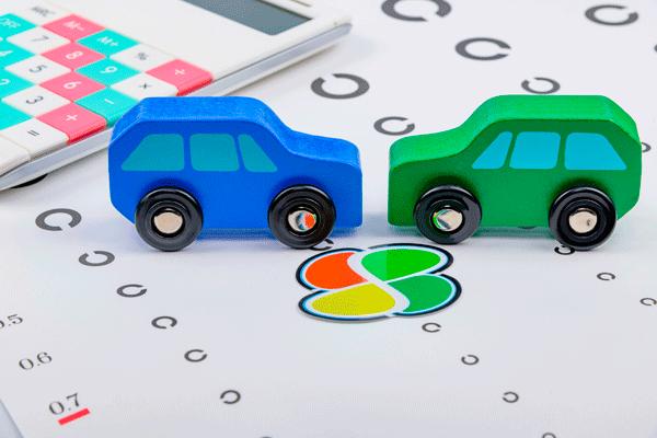 アイキャッチ:ADK社、高齢ドライバーの運転と認知機能の相関関係調査