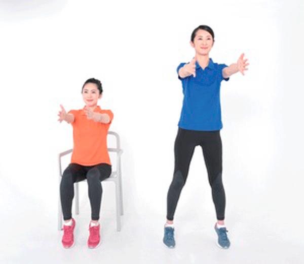 アイキャッチ:ヒューマンライフ、認知症予防体操の動画を無料で公開